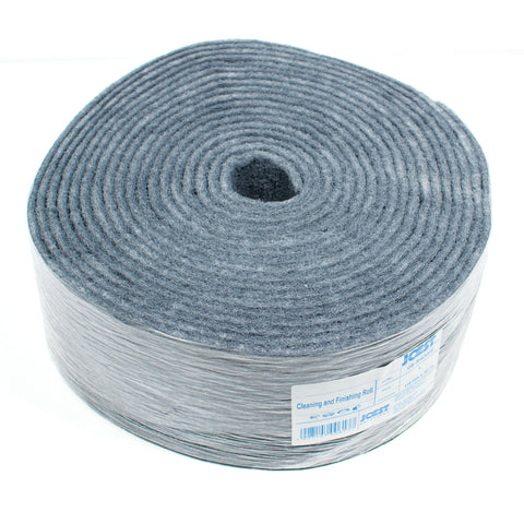 Gray Fine Scuff Pad Roll 33 ft.