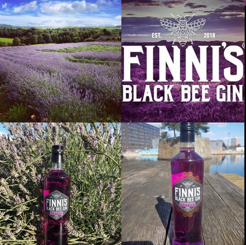 GroundTex Heavy Duty Weed Control Fabric Used By Finnis Black Bee Gin