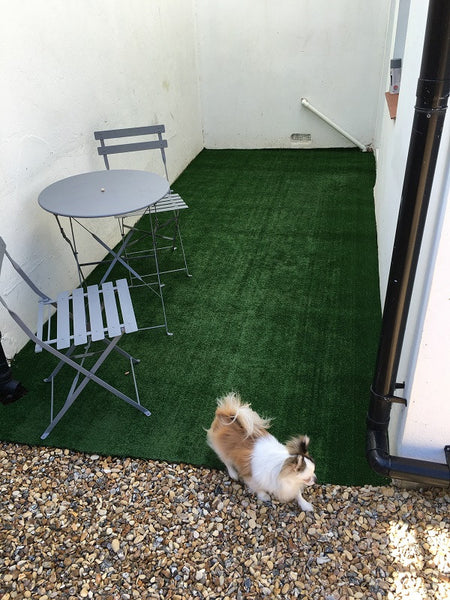 GroundTex Heavy Duty Weed Membrane for Small Garden Patio Area pic1