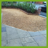 5m x 50m Ground Cover Membrane / Heavy Duty Weed Fabric 100g