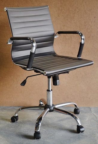 Black Designer Office Chair