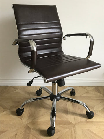 Brown Designer Office Chair