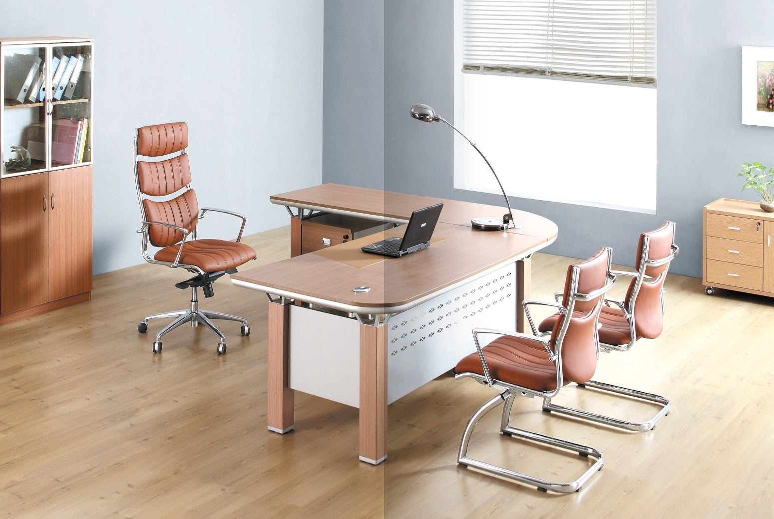 Eames reception office chairs dining chairs designer for Office design outlet