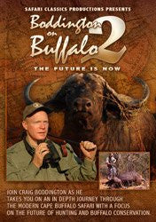 Boddington On Buffalo II (DVD)