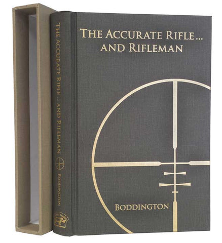 The Accurate Rifle And Rifleman (Limited Edition) Signed & Numbered 1-500
