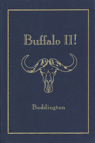 *SPECIAL!! BUFFALO II (LTD ED) 1-474 SIGNED & NUMBERED COPIES & CHOOSE TRACKS ACROSS AFRICA OR ELEPHANT! For just $20.00 That's a $19.95 savings!!!