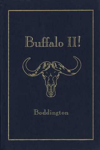 ***Buffalo II! LIMITED EDITION 1-474 SIGNED & NUMBERED COPIES