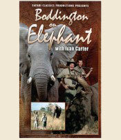 Boddington on Elephant with Ivan Carter (DVD)