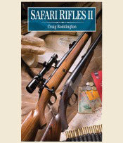 Safari Rifles II (Trade Edition) Out of print at the moment. Reprint TDT