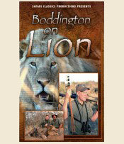 Boddington on Lion (DVD)