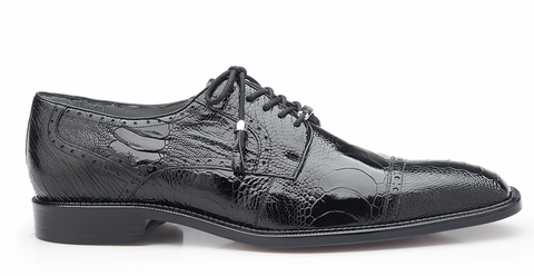 Belvedere Batta Genuine Ostrich Shoes 14006