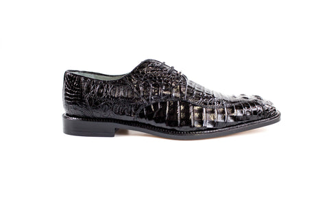 Belvedere Chapo Genuine Hornback Crocodile Shoes 1465