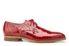 Belvedere Lago, Plain-toed Derby Dress Shoes, Alligator Style: 14010