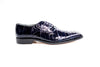 Belvedere Mare Genuine Ostrich and Eel Shoes 2P7