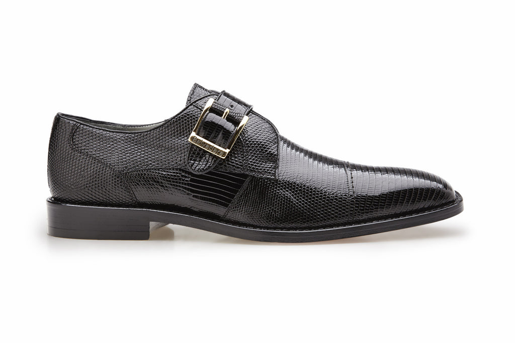 Belvedere Otto Genuine Lizard Shoes 1498