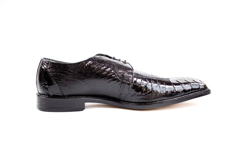 Belvedere Siena Genuine Ostrich Leg Shoes 1463