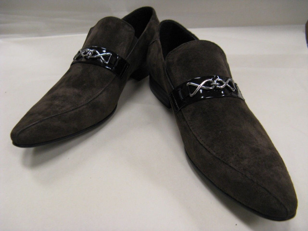 New Men's Brown Encore Dress Shoes FI 3044-S