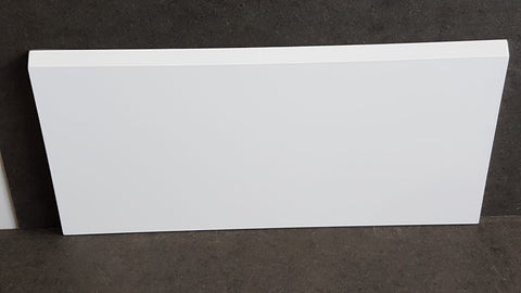 0001. Ashby Matt 18 mm Slab Drawer Fronts From Ht 115 to 355 mm and W 297 to 1297 mm Made to Measure & Paint to Order