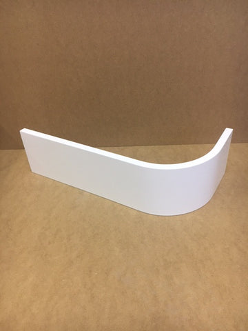 SP02 300 External (Convex) Plinth - Varied Colours