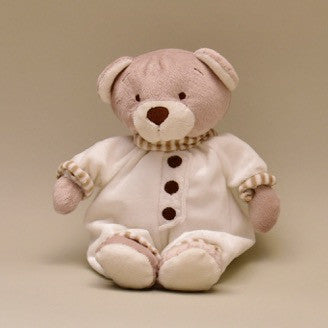 Cuddly and Huggable Medium Beige Bear 11""