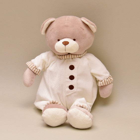 Cuddly and Huggable Large Beige Bear 19""