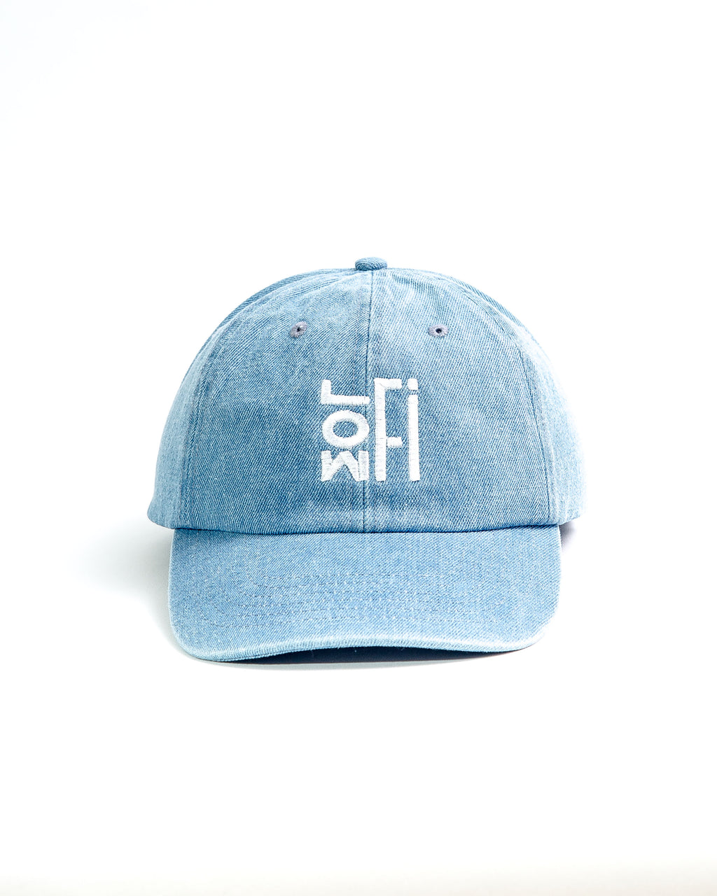LOWFi Dad Hat (Denim)