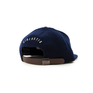 Cinematic x Ebbets Field Legacy Hat (Navy)
