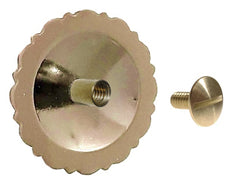 Concho Screw Back Hardware For Sale