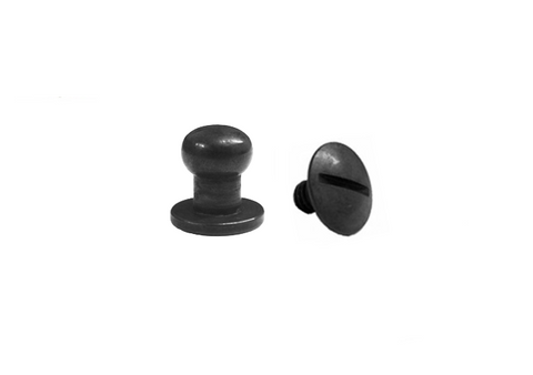 Medium Button Head Stud & Screw Black Oxide