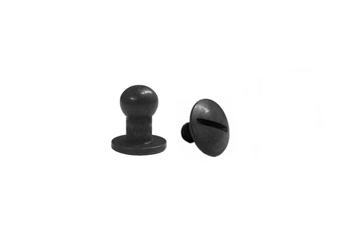 Large Button Head Stud & Screw Black Oxide