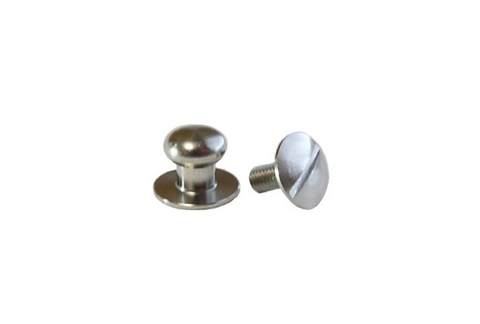 Extra Small Button Head Stud & Screw Stainless Steel