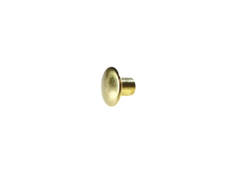 "1/4"" 6.3MM Chicago Post Solid Brass"