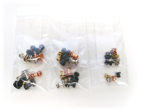Button Head Stud Sample Kit
