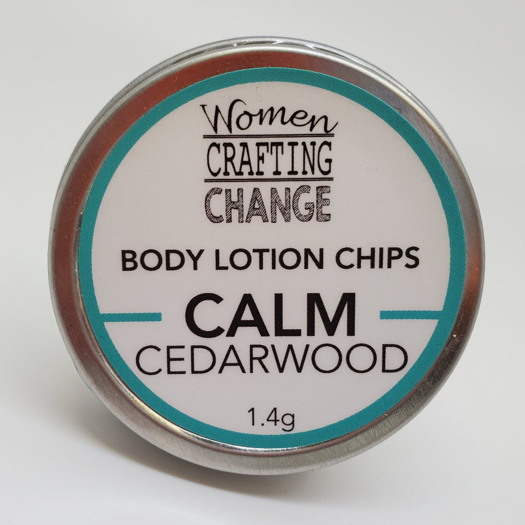 Body Lotion Chips