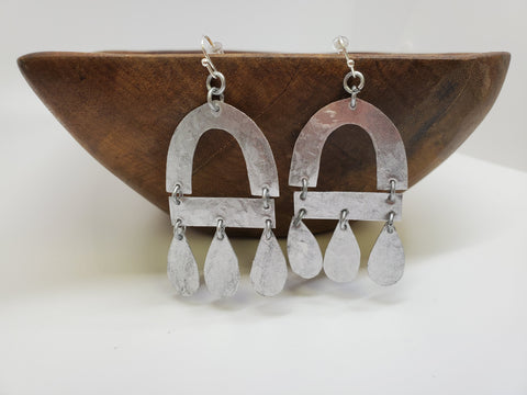 Sobho Earrings Rain Drops