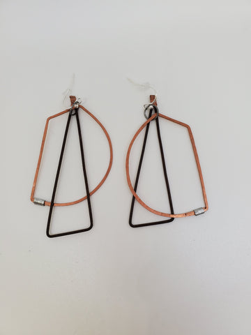 Sobho Earrings Constellation