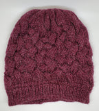 Cable Knit Alpaca Hat
