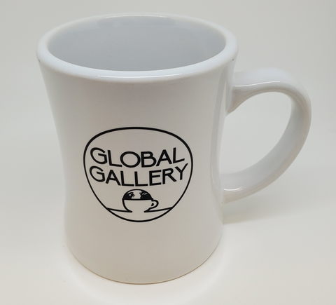 Global Gallery Cafe Mug