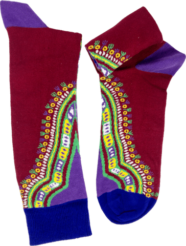 Burkina Socks