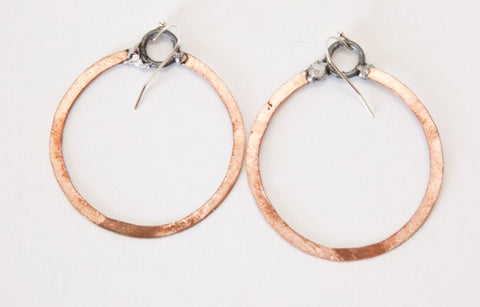 Sobho Earrings Full Moon