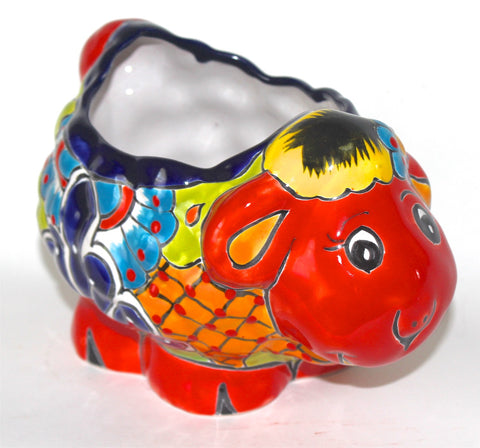 Talavera sheep planter