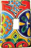 Talavera switchplates