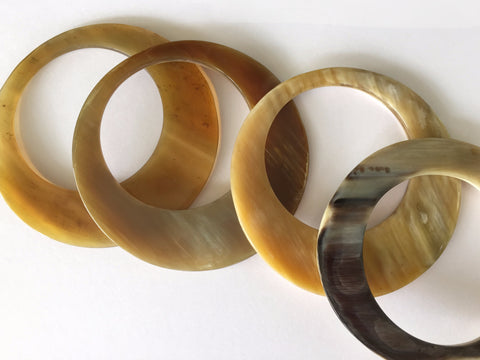Reclaimed Horn bangle