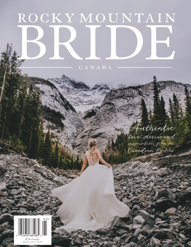 Rocky Mountain Bride Magazine Canada Edition 2019