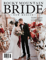 Rocky Mountain Bride Magazine New Mexico 2018 *ALMOST SOLD OUT
