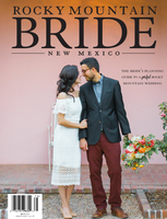 Rocky Mountain Bride Magazine New Mexico 2017 *ALMOST SOLD OUT