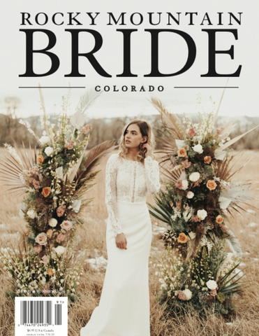 Rocky Mountain Bride Spring & Summer 2019 Colorado