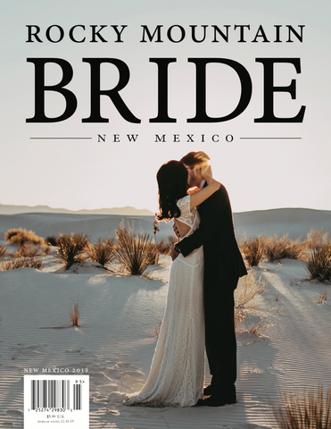 2019 Rocky Mountain Bride New Mexico