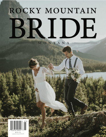 2019 Rocky Mountain Bride Montana