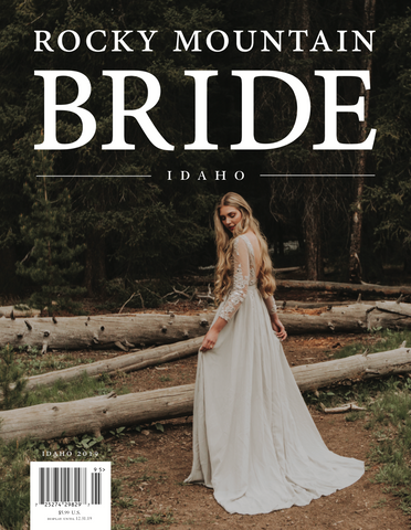 2019 Rocky Mountain Bride Idaho